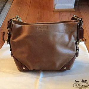 EUC Coach Shoulder Bag